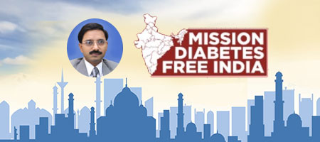 Mission Diabetes Free India – Dr  Nandedkar – Event Promotion