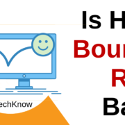 What Is Good For Your Website? Higher Or Lower Bounce Rate