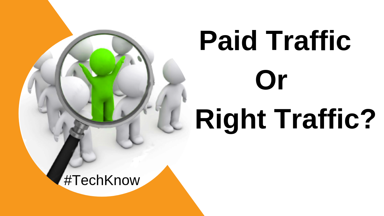 How To Identify Right Keywords That Send Paid Traffic To Your Website?