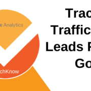 Trach traffic and leads from google