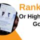 How can I increase my website SEO rank on Google?