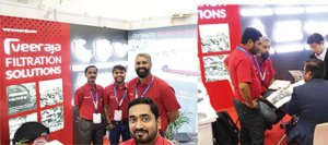 Veeraja Industries @ IMTEX 2019- Event Promotion