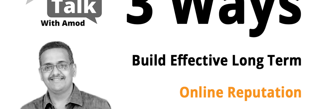 How To Build Online Reputation For Your Business Over The Long Term?