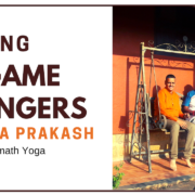 Krishna Prakash - Yoga With Vedic Living Traditions At Shrimath Yoga School