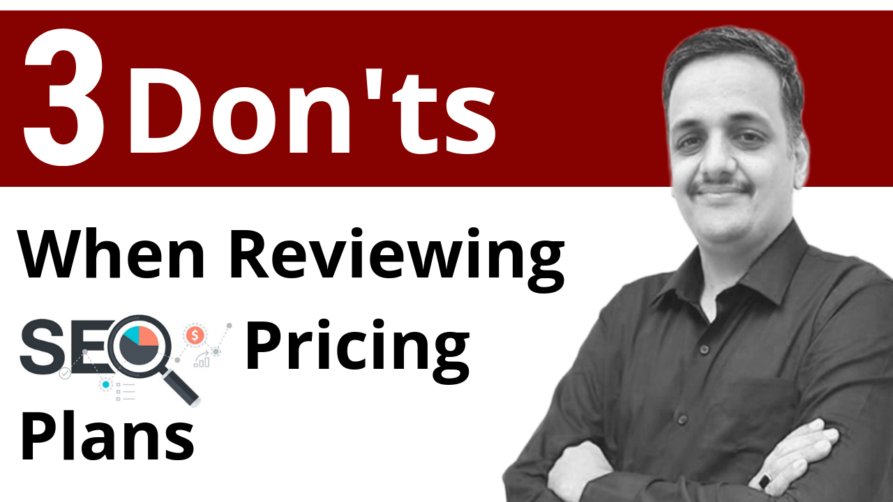 3 Insights To Follow While Evaluating SEO Pricing Plans
