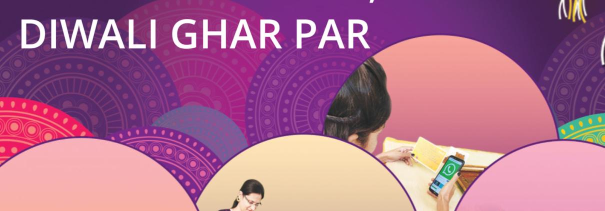 Online Saal Bhar Diwali Ghar Par...