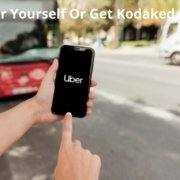 Uber Yourself Or Get Kodaked.