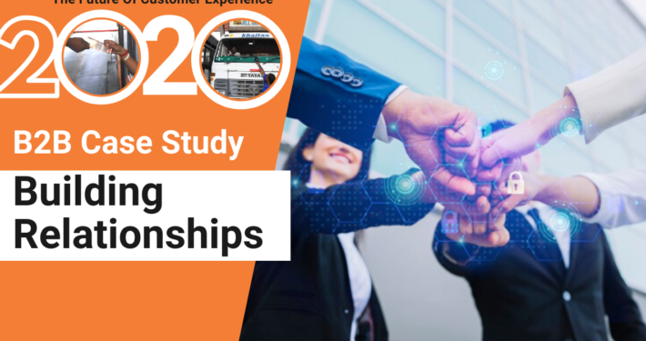 2020 Year Of O2O- B2C Industry Case Study How To Build Customer Relationships?