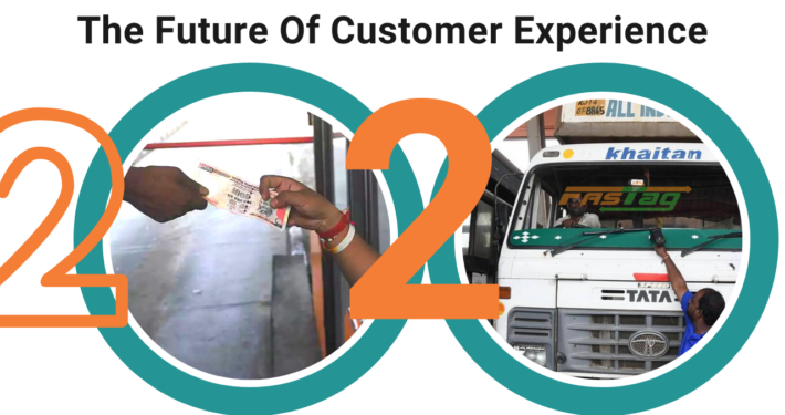 Happy New Year 2020 - Future Of Customer Experience Is O2O